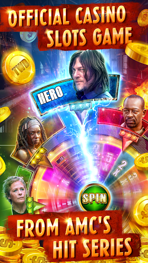 The Walking Dead: Free Casino Slots 218 screenshots 2