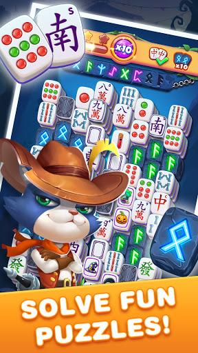 Mahjong Tour: witch tales 1.15.0 screenshots 2