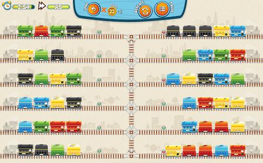 Train Mix - challenging puzzle 1.0 screenshots 7