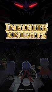 Infinite Knights MOD Apk 1.1.22 (Unlimited Stones) 1