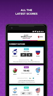 Rugby World Cup 2019 Screenshot