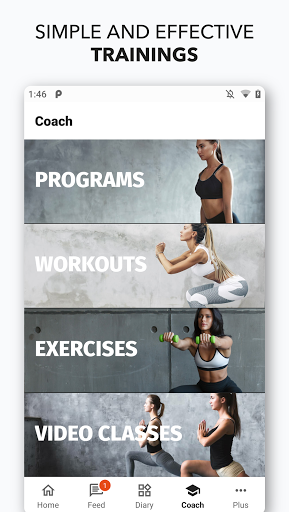 Gym Workouts & Fitness AZEOO modavailable screenshots 1