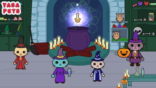 Yasa Pets Halloween 1.0 Screenshots 10