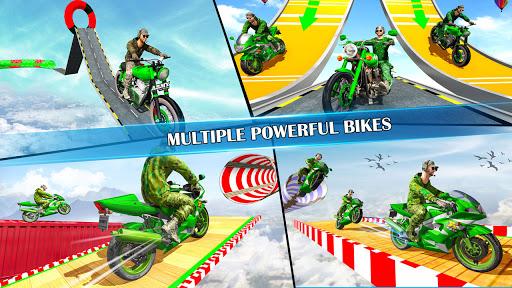 Army Stuntman Bike Stunt Games  Pc-softi 7