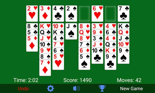 FreeCell Solitaire 7.5.0 screenshots 9