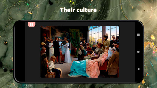 19th Century Paintings Switch Puzzle  screenshots 5