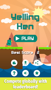 Yelling Hen Hack Online [Android & iOS] 4