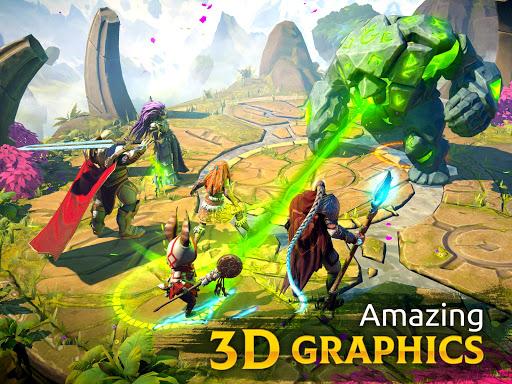 Age of Magic: Turn-Based Magic RPG & Strategy Game 1.26.3 screenshots 18