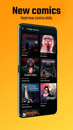 Free Comics - Pratilipi Comics apktram screenshots 4