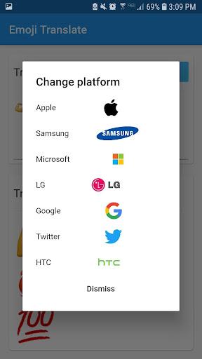 Emoji Translate 1.0.2 Screenshots 3