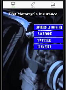 USA Motorcycle Insurance APK, Cost, UK, Michigan ***NEW 2021*** 1