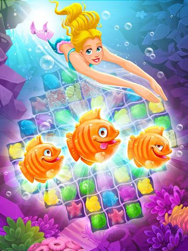 Mermaid - treasure match-3 2.42.0 screenshots 15