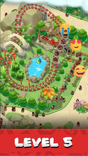 Stone Park: Prehistoric Tycoon - Idle Game  screenshots 3