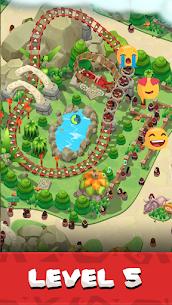 Stone Park: Prehistoric Tycoon Mod Apk 1.4.3 (Unlimited Gold + VIP) 3