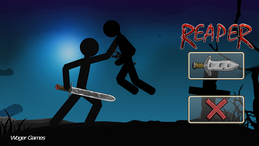 Stickman Reaper 0.1.49 screenshots 1