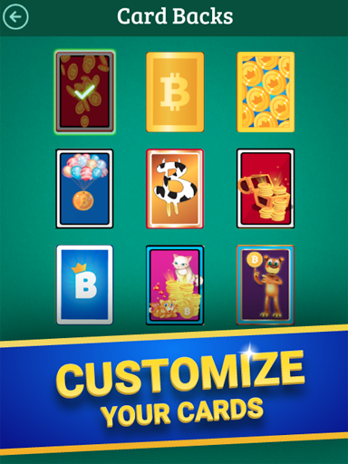 Bitcoin Solitaire - Get Real Free Bitcoin! android2mod screenshots 11