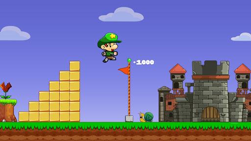 Super Bob's World: Jungle Adventure- Free Run Game 1.233 screenshots 6