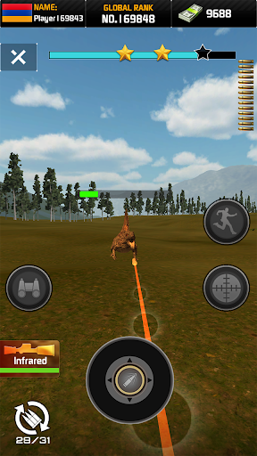 Wild Hunter: Dinosaur Hunting apkslow screenshots 4