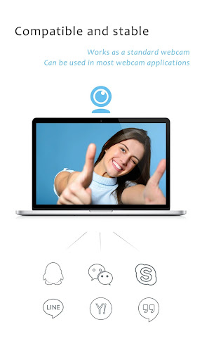 iVCam Webcam  screenshots 5
