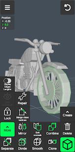3D Modeling App – Sketch, Design, Draw & Sculpt 1