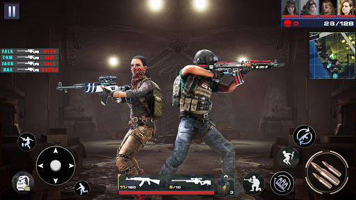 Real Commando Shooting FPS Game: Sniper Shooting  screenshots 16