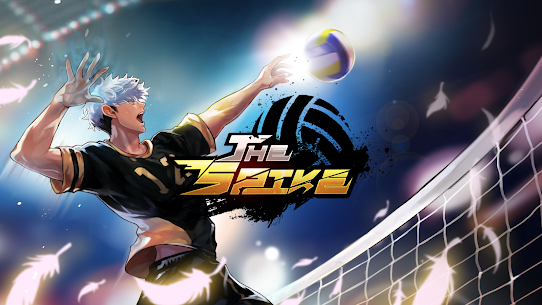 The Spike – Volleyball Story 1