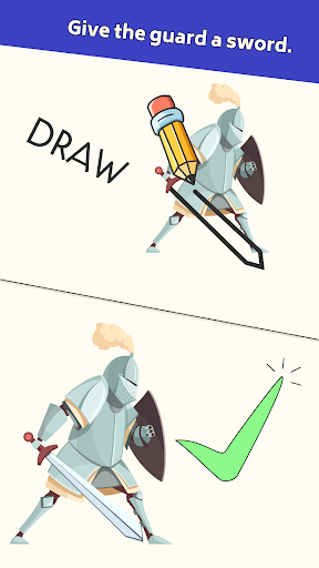 DOP Puzzle: Draw one line 5 screenshots 2