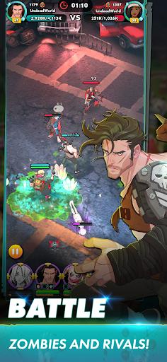 Undead World: Hero Survival Apkfinish screenshots 5