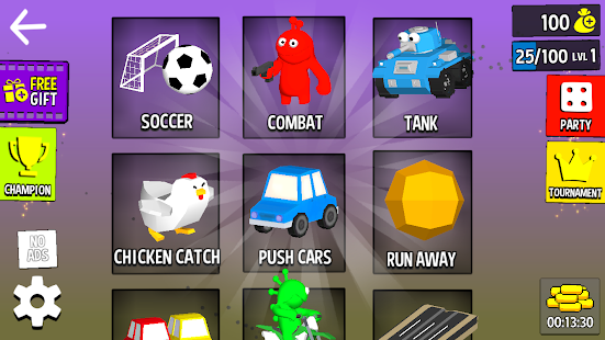 Catch Party: 1 2 3 4 Player Games 1.5 Screenshots 5