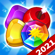 Jewels Match Blast - Match 3 Puzzle Game