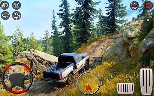 Offroad jeep Simulator -New Mud Runner Game 1 screenshots 9