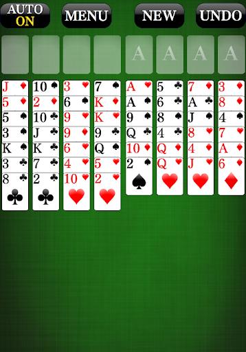FreeCell [card game] 5.5 screenshots 2