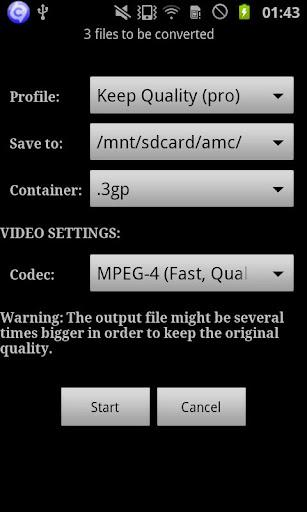 ARMV7 VFPV3 VidCon Codec For PC Windows (7, 8, 10, 10X) & Mac Computer Image Number- 8