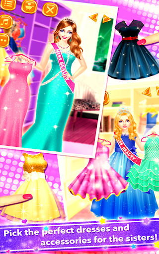 Fairy Makeup Dress Up Salon: Fashion Makeover Game  screenshots 2