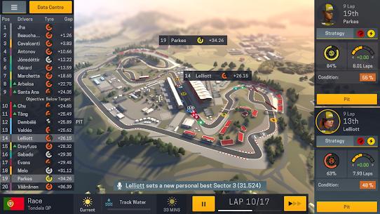 Motorsport Manager Mobile 2 v1.1.3 MOD APK 1