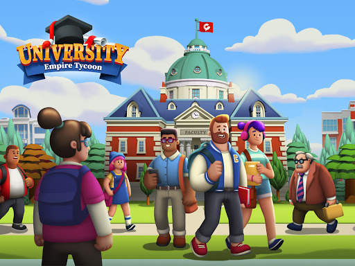 University Empire Tycoon - Idle Management Game 0.9.5 screenshots 7
