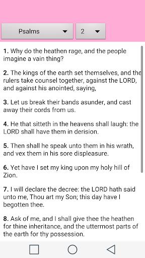 Holy Bible for Woman 43 screenshots 8