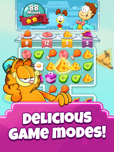 Garfield Food Truck  screenshots 6
