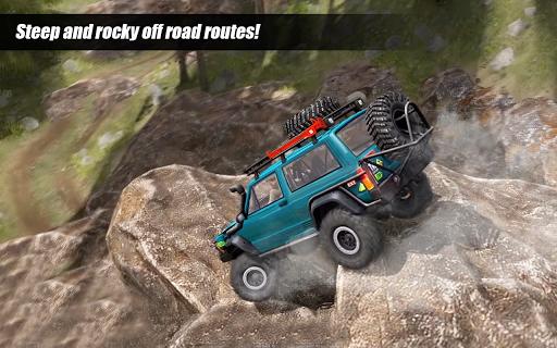 Offroad Xtreme 4x4 Racing Simulator Car Driving 3d  screenshots 1