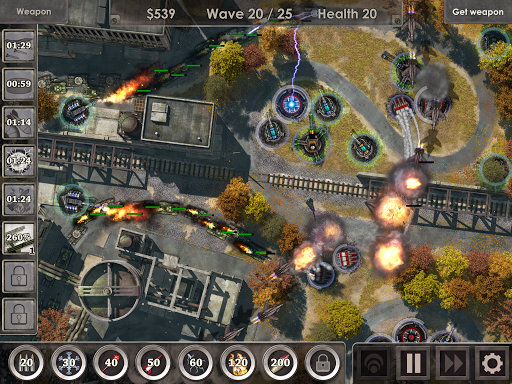 Defense Zone 3 HD 1.4.4 screenshots 2