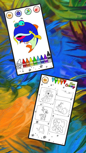 Fun Coloring for kids R.1.9.4 screenshots 10