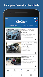 Car.gr: Automobile and parts market in Greece 2.10.2 Screenshots 5