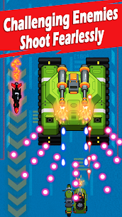 Merge & Fight MOD APK: Chaos Racer (GOD MODE) Download 2