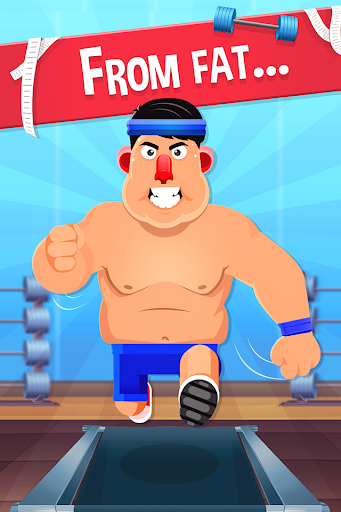 Fat No More - Be the Biggest Loser in the Gym! 1.2.41 screenshots 1