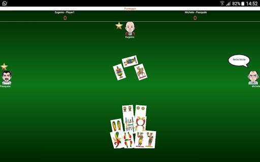 Tressette in 4 2.76 screenshots 4
