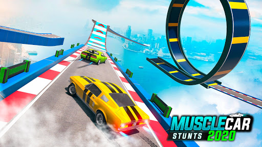 Muscle Car Stunts 2020: Mega Ramp Stunt Car Games 1.2.2 screenshots 2