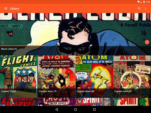 Astonishing Comic Reader  Screenshots 9