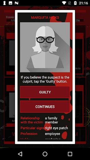 Detective Games: Crime scene investigation 1.3.4 screenshots 18