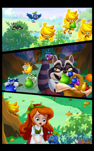 Fruits Mania : Fairy rescue  screenshots 5