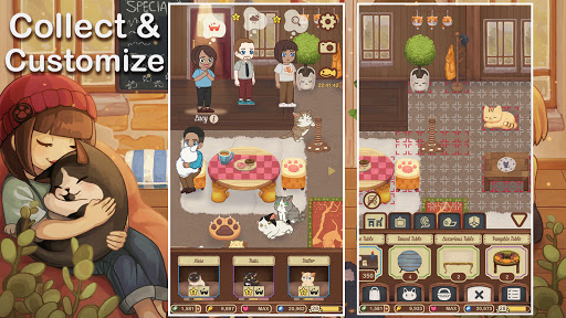 Furistas Cat Cafe - Cute Animal Care Game 2.720 screenshots 24
